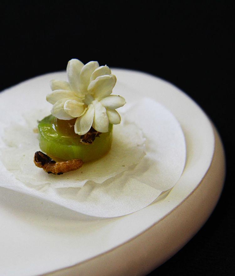 Gepuffter Reis / Jasmine Blossom