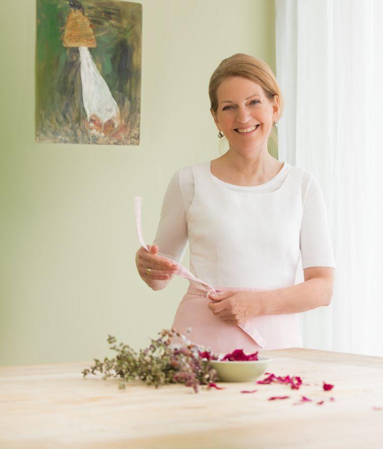 Johanna Maier - Der Weg zur Gesundheit führt durch die Küche!